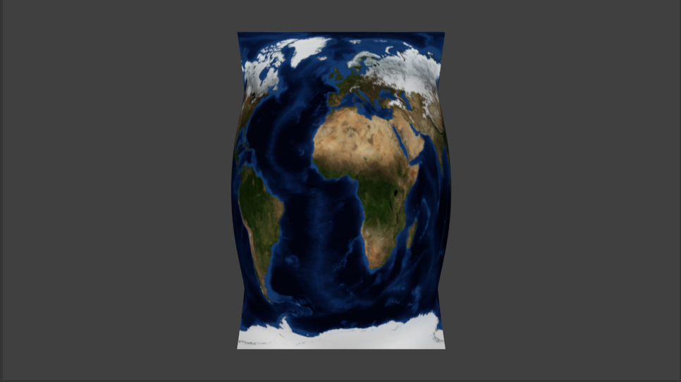 Morphing a map to a sphere in blender gumiabroncs Gallery